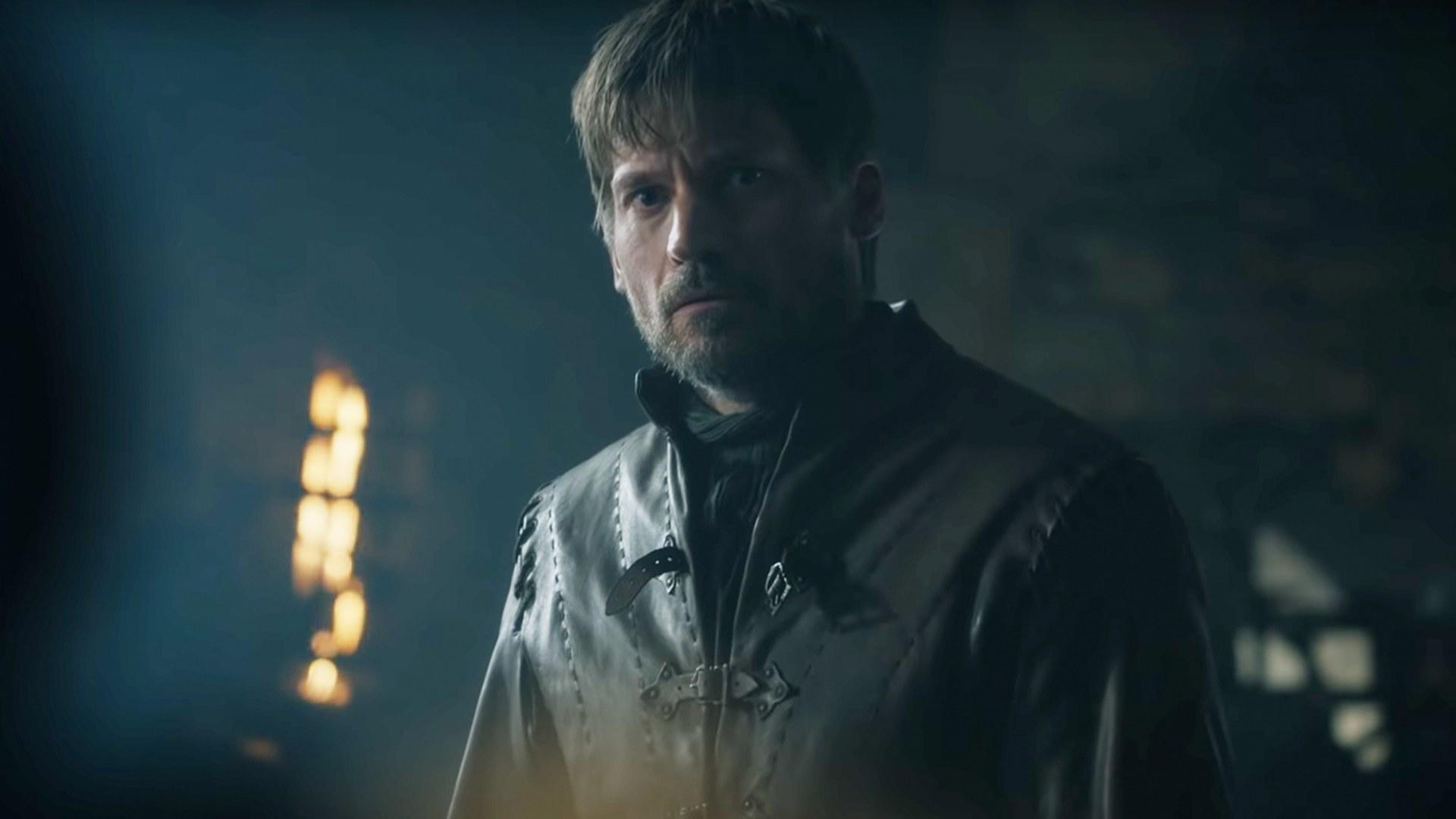 """Nikolaj Coster-Waldau over het einde van Jaime in 'Game of Thrones': """"In een andere wereld bleef hij bij Brienne"""""""
