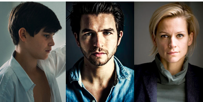 Veerle Baetens en Matteo Simoni samen in nieuwe film 'Rookie'