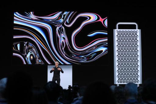 Mac Pro Apple CEO Tim Cook