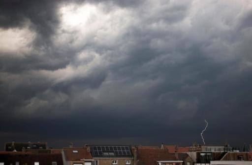Onweer België