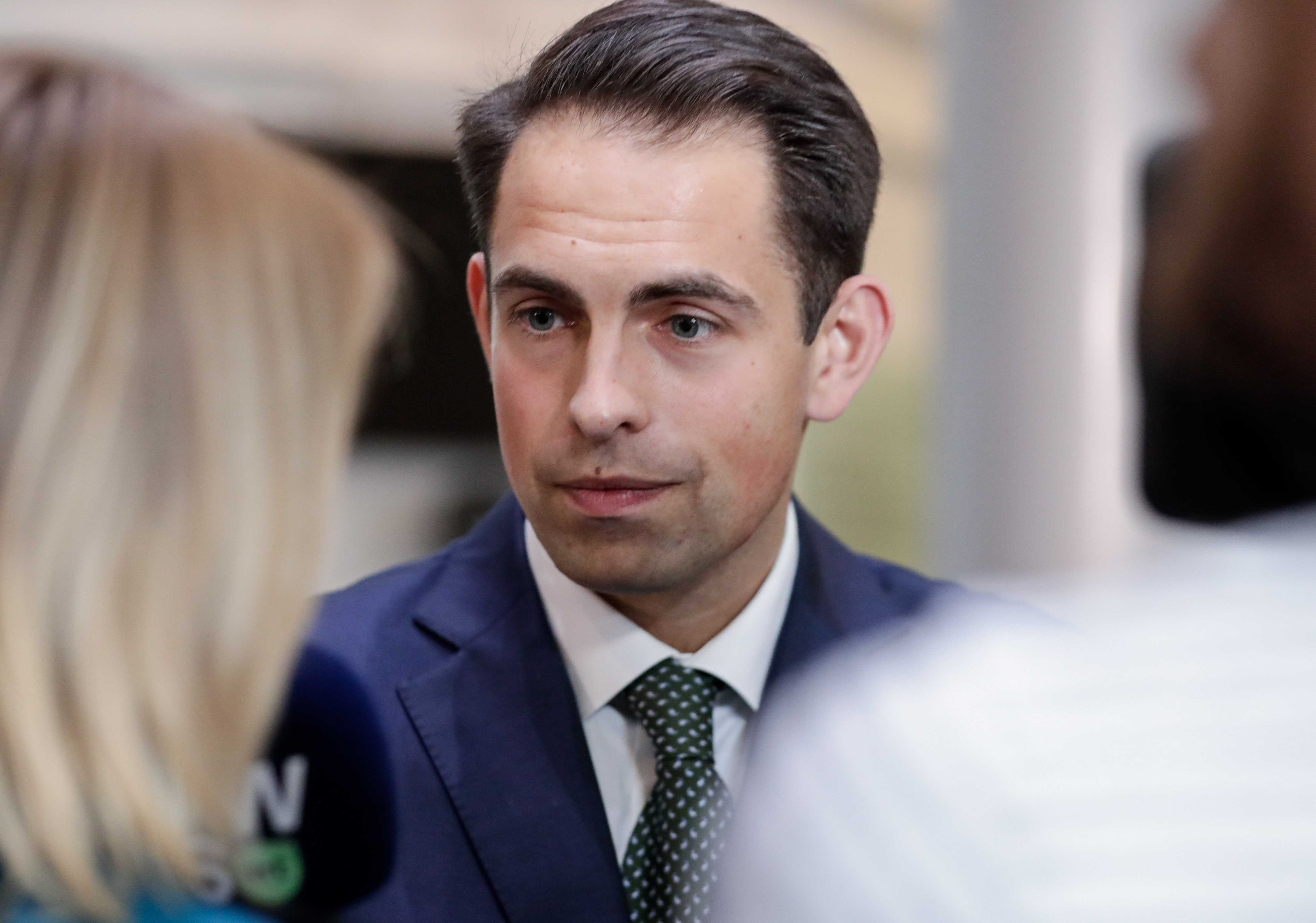 Tom Van Grieken (Vlaams Belang)