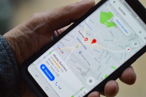 Google Maps trekt aan de alarmbel zodra je taxichauffeur je in de maling neemt