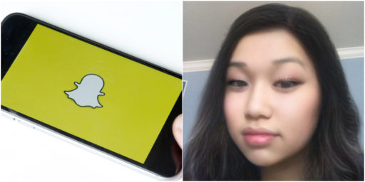 Agent die minderjarige meisjes opzocht via Tinder betrapt door Snapchatfilter