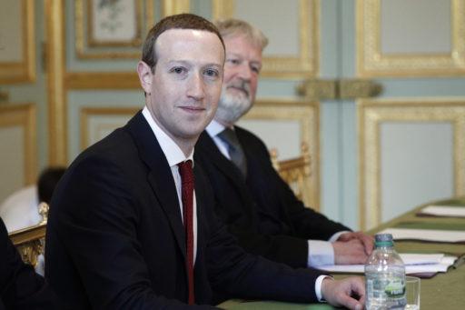 Facebook-CEO Mark Zuckerberg