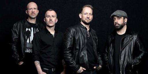 Volbeat verhuist van Lotto Arena naar het Sportpaleis