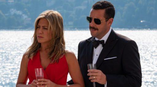 'Murder Mystery' met Jennifer Aniston en Adam Sandler breekt record voor Netflix