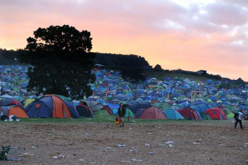 Brits festival biedt gratis hoteldouches aan na afloop