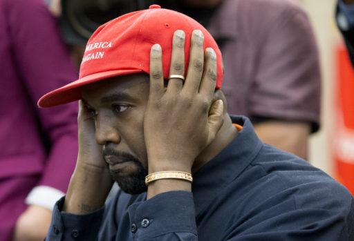 Kanye West ligt juridisch compleet overhoop met zijn eigen platenlabel