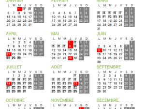 Calculer Les Jours Feries Sur Google Spreadsheet