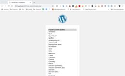 instalacion wordpress docker