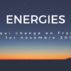 changement energies novembre 2018