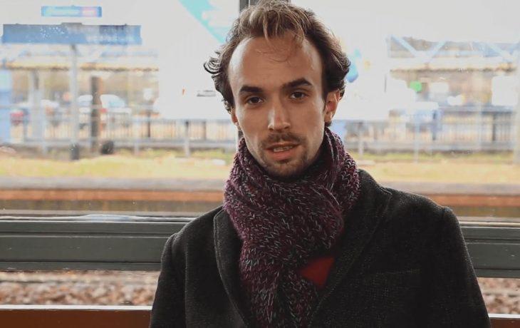 Julian, habitant de Mantes-la-Jolie