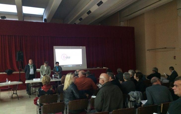 Retour sur la réunion publique du4maià Issou