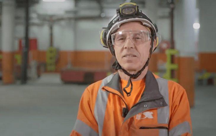Eole s'engage pour l'insertion professionnelle: Lahoucine, électricien