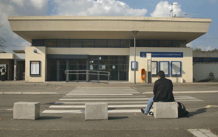 Les travaux en cours à Aubergenville racontés par le Directeur d'opération SNCF EOLEVincent
