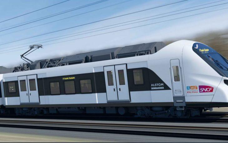 Des trains de nouvelle génération commandés pour les lignesD et E du réseau SNCF en Île-de-France