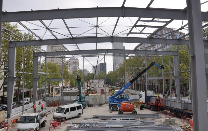 Actualité travaux à Courbevoie – avril2017