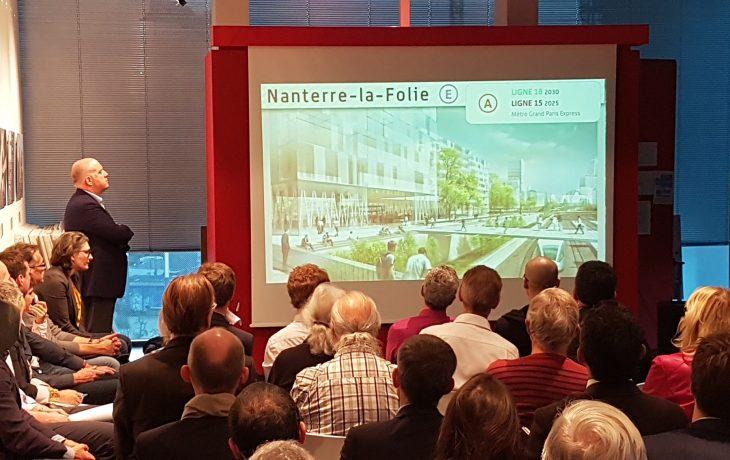 Comité riverains du 16 janvier 2019 à Nanterre