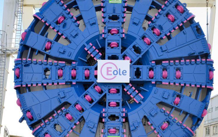 Fête du tunnelier Eole