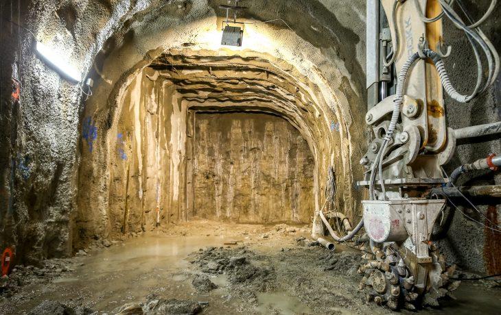 Les travaux du puits Pasquier passent en travail continu