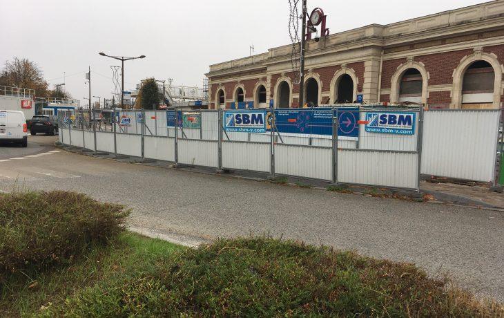 Réouverture de l'accès au passage souterrain de la gare de Mantes-la-Jolie, dès le samedi 12 janvier