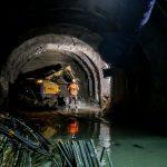 creusement d'une chambre puits pasquier