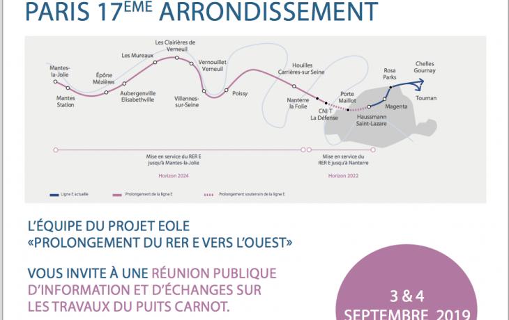 2ème rencontre des riverains du Puits Carnot Mercredi 4 septembre 2019
