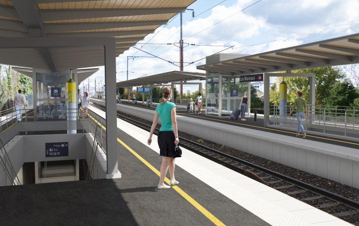 Travaux en gare des Mureaux : Réunion publique d'information Mardi 24 septembre à 20h00