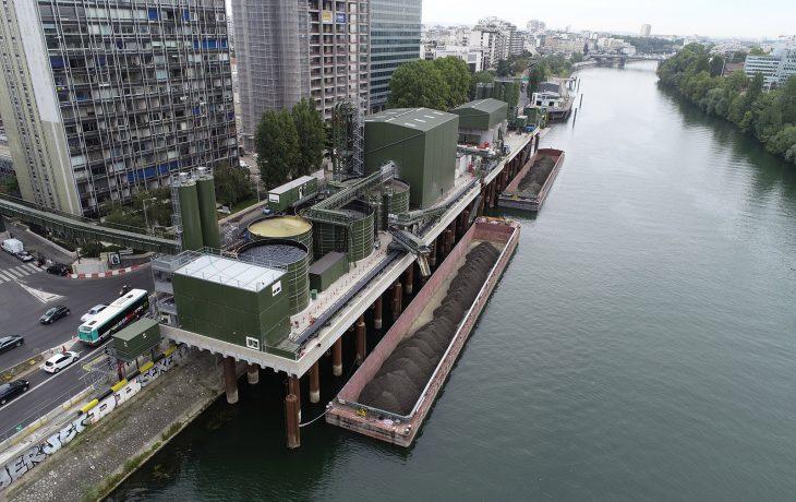 Exploitation de la Base Seine le dimanche 27 octobre 2019 à Courbevoie