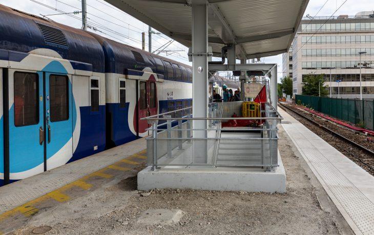 Week-end travaux ferroviaire samedi 12 et dimanche 13 octobre dans le secteur de Poissy