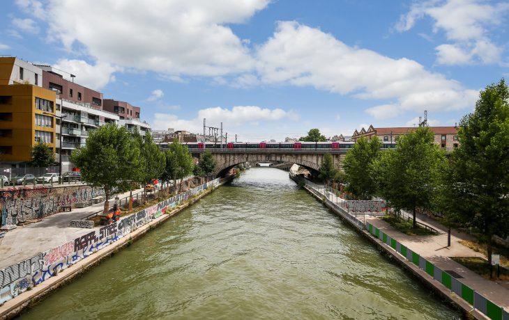 Fermeture d'une partie du Quai de la Charente aux piétons, cyclistes et véhicules du 21 octobre au 1er novembre 2019