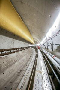 Tunnel puits gambetta