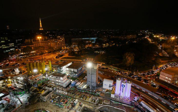 Porte Maillot : Trève des confiseurs pour les travaux