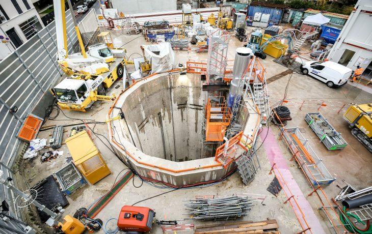 Infos travaux : Hydro-démolition Puits Abreuvoir