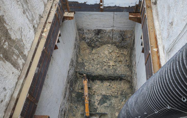 Reprise progressive d'activités du chantier Hôtel-de-Ville à Neuilly-sur-Seine