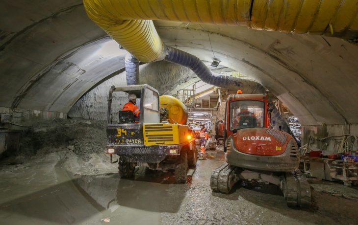 Reprise progressive d'activités du chantier Pasquier à Paris 8ème