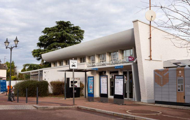 Parvis Gare Vernouillet