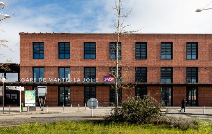 Nouveau BV sud coté Mantes-la-Ville