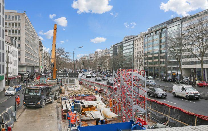 Puits Hôtel-de-Ville : les travaux maintenus lundi 1er juin