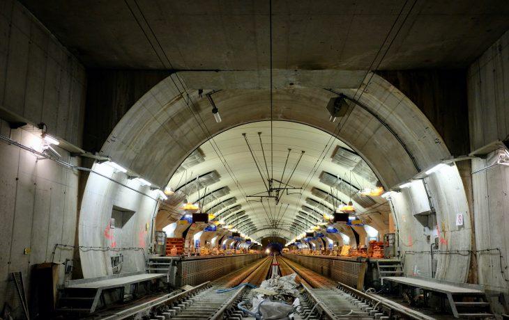 Les travaux d'été en gare d'Haussmann-Saint-Lazare