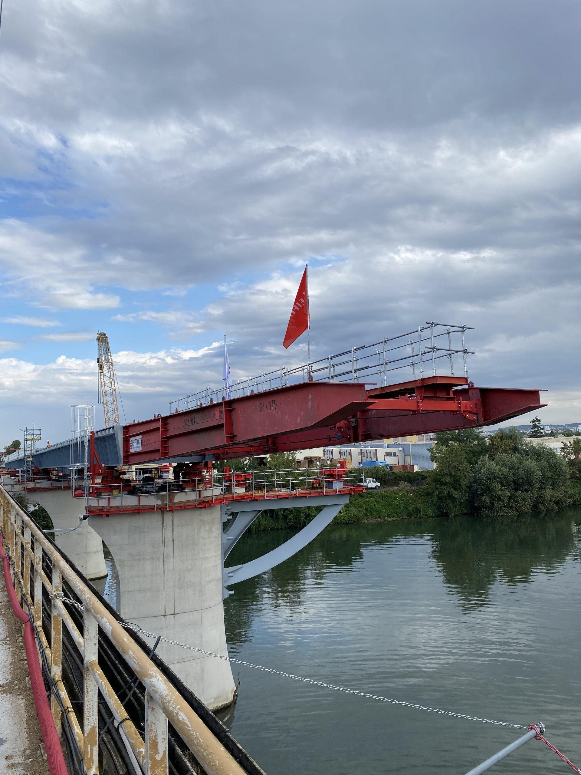 Pont rail