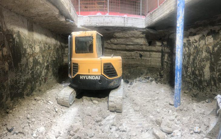 Maintien du chantier Friedland pendant la deuxième phase de confinement