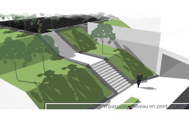 Démarrage des travaux de génie civil du nouveau passage à niveau rue de buchelay