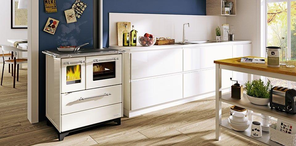 Cuisinières à bois Alba 3.5