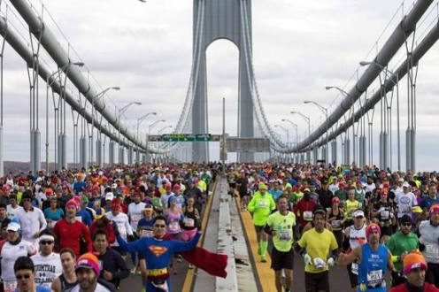 maraton ny