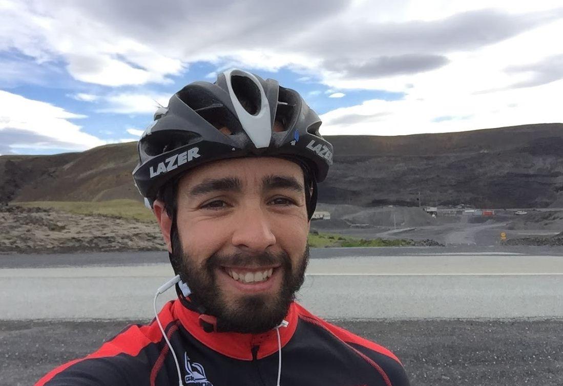 islandia bicicleta