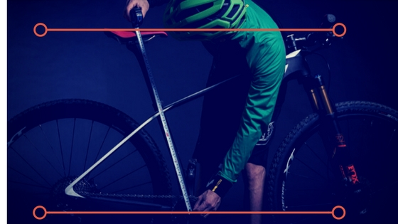 ajuste de altura sillin de bicicleta