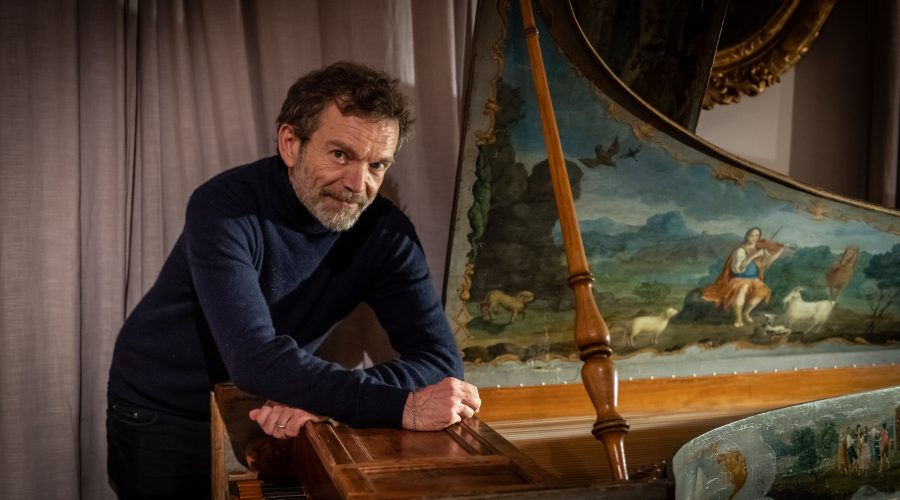 Christophe Rousset Saison 2020 Festival des Heures Musicales de l'Abbaye de Lessay