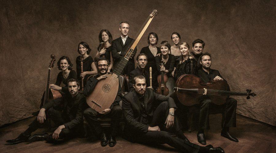 Ensemble Correspondances Saison 2020 Festival des Heures Musicales de l'Abbaye de Lessay