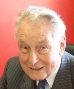 Président-fondateur des Heures Musicales de l'Abbaye de Lessay